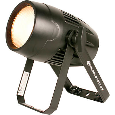 American DJ Encore Burst 100IP High Intensity White Light Audience Blinder LED Powered and IP65 Rated