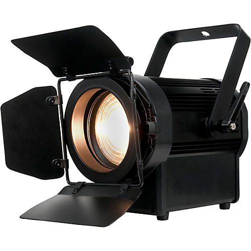 American DJ Encore FR50Z Lighting Fixture with Barn Doors Black