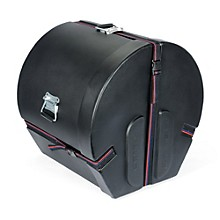 Enduro Bass Drum Case Black 18x22
