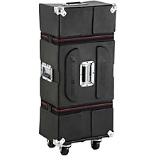 Humes & Berg Enduro Hardware Case with Casters and Foam