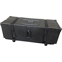 Enduro Hardware Case with Casters on the Long Side Black 36 in.