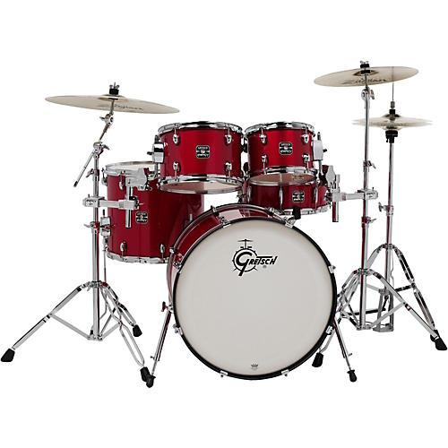 gretsch drums energy 5 piece drum set with zildjian cymbals musician 39 s friend. Black Bedroom Furniture Sets. Home Design Ideas