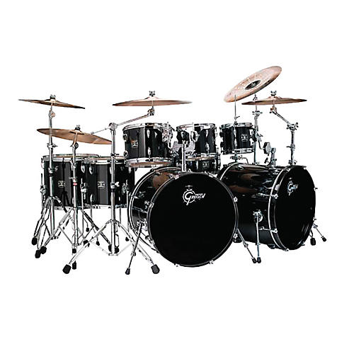 Gretsch Drums Energy 8 Piece Double Bass Shell Pack