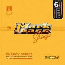 Markbass Energy Series Electric Bass Stainless Steel Strings