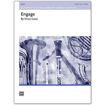 Alfred Engage Conductor Score 1.5 (Easy)
