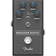 Open BoxFender Engager Boost Guitar Effects Pedal
