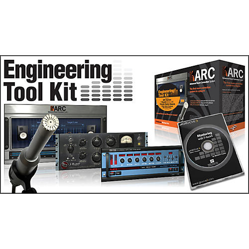 IK Multimedia Engineering Tool Kit