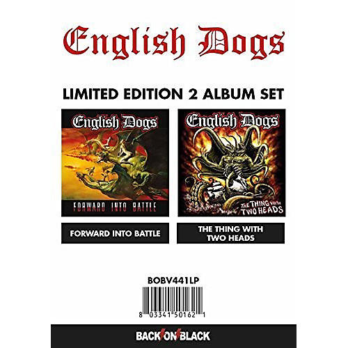 Alliance English Dogs - Forward Into Battle/Thing With Two Heads