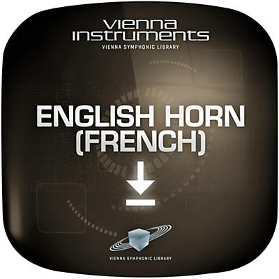 Vienna Instruments English Horn (French) Full