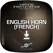 Vienna Instruments English Horn (French) Standard