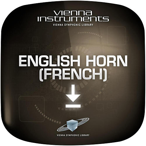 Vienna Instruments English Horn (French) Upgrade To Full Library