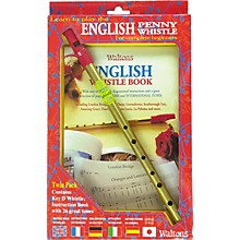 Waltons English Penny Whistle Value Pack
