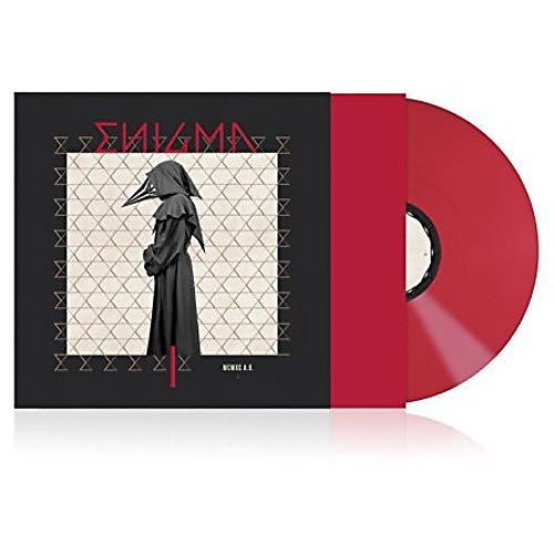 Alliance Enigma - MCMXC A.D. (Red Vinyl)