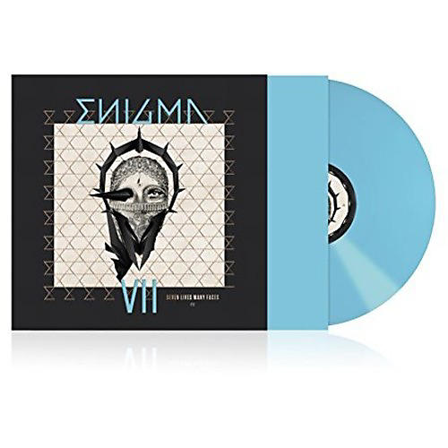 Alliance Enigma - Seven Lives Many Faces (Light Blue Vinyl)