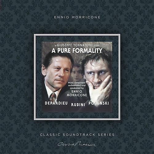 Alliance Ennio Morricone - A Pure Formality (original Soundtrack)