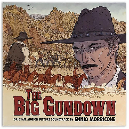 Alliance Ennio Morricone - Big Gundown (Original Soundtrack)