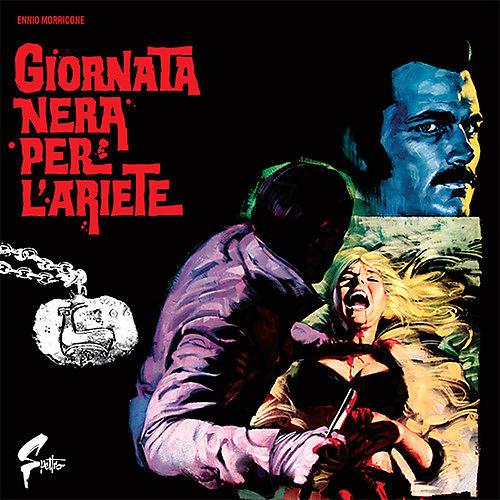 Alliance Ennio Morricone - Giornata Nera Per L'ariete (original Soundtrack)
