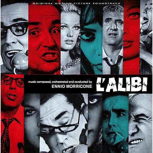 Alliance Ennio Morricone - L'alibi - O.s.t.