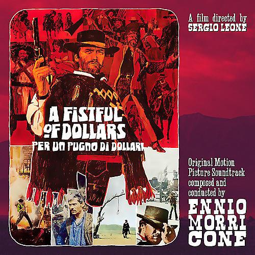 Alliance Ennio Morricone - Per Un Pugno Di Dollari / Fistful of (Original Soundtrack)