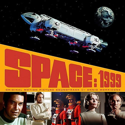 Alliance Ennio Morricone - Space 1999 (original Soundtrack)