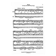 Transcontinental Music Enosh SATB composed by Louis Lewandowski