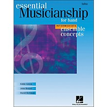 Hal Leonard Ensemble Concepts for Band - Intermediate Level Tuba