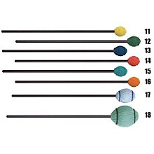 Mike Balter Ensemble Series Black Birch Marimba Mallets