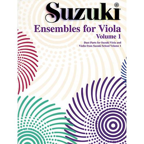 Summy-Birchard Ensembles for Viola, Volume 1 Book