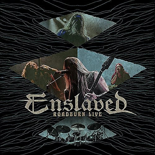 Alliance Enslaved - Roadburn Live (Green Vinyl)
