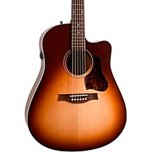 Open BoxSeagull Entourage Autumn Burst CW QIT Acoustic-Electric Guitar