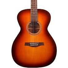 Open Box Seagull Entourage Rustic Concert Hall Acoustic-Electric Guitar