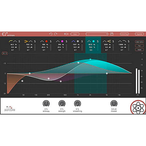 SONIBLE Entropy:EQ+ Plug-in