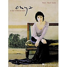 Hal Leonard Enya - A Day Without Rain Piano, Vocal, Guitar Book