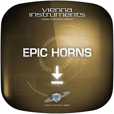 Vienna Instruments Epic Horns Full