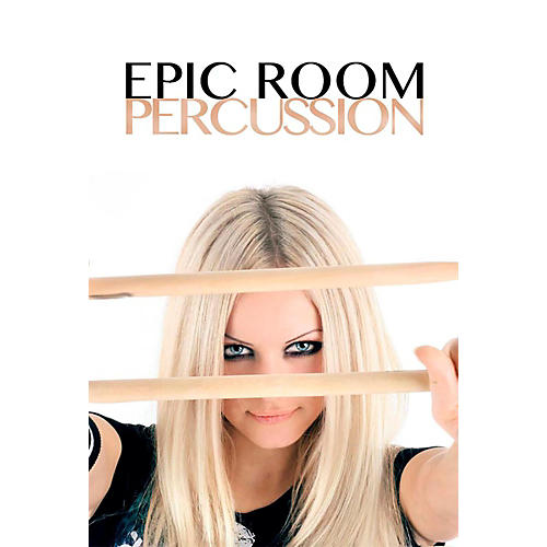 8DIO Productions Epic Room Percussion