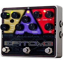 Open Box Electro-Harmonix Epitome Multi-Effects Guitar Pedal