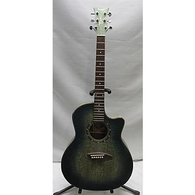 Dean Eqa Tbls Acoustic Electric Guitar