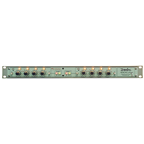 Tonelux Equalux 2 Channel Rackmount EQ