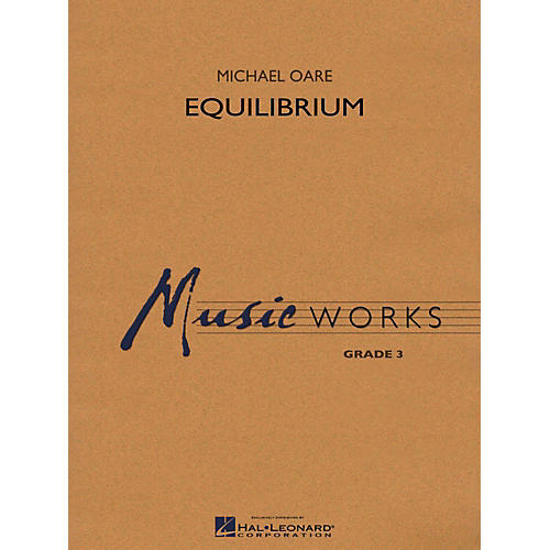 Hal Leonard Equilibrium Concert Band Level 3