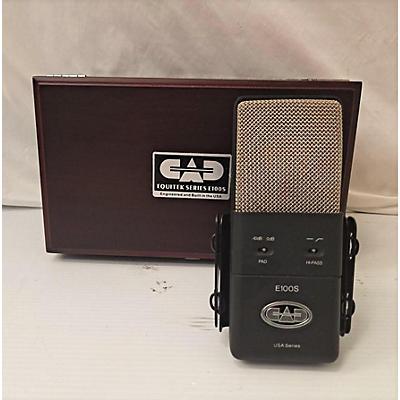 CAD Equitek E100S Large Diaphram Condenser Microphone