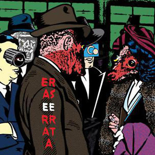 Alliance Erase Errata - Lost Weekend