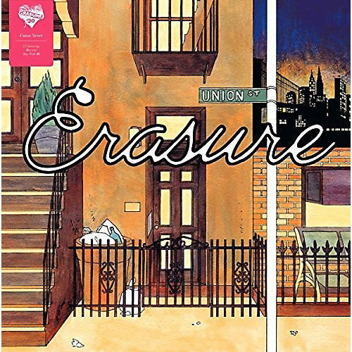 Alliance Erasure - Union Street