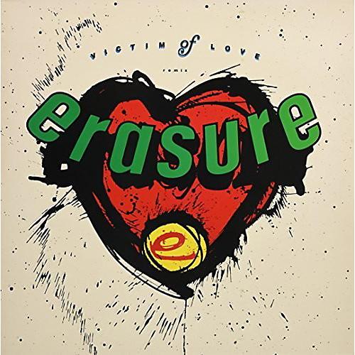Alliance Erasure - Victim Of Love (remix+dub) / Soldier's Return