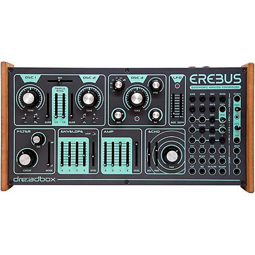 Dreadbox Erebus V3 Analog Synthesizer Black