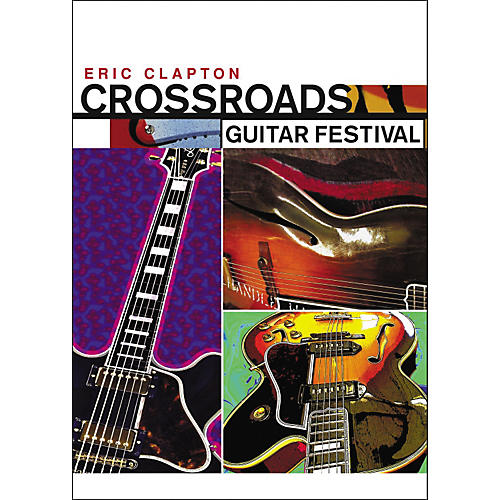 Music CD Eric Clapton - Crossroads Guitar Festival (DVD)