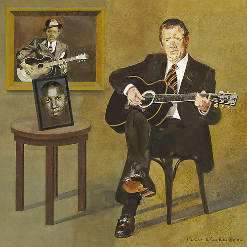 Alliance Eric Clapton - Me & Mr Johnson
