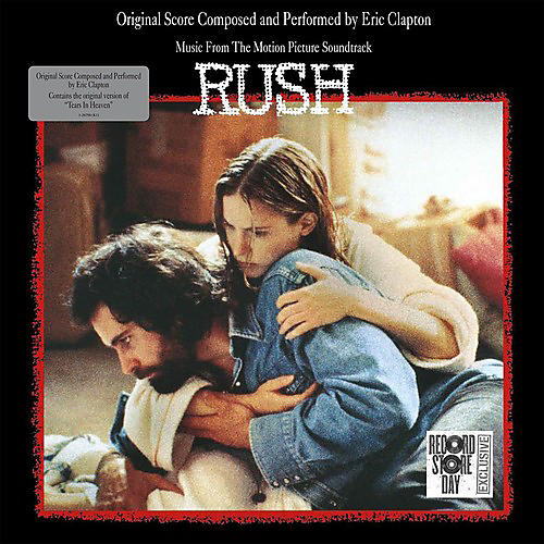 Alliance Eric Clapton - Rush (Music From the Motion Picture Soundtrack)
