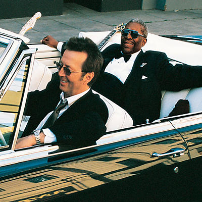 Eric Clapton & B.B. King - Riding With The King [2 LP]