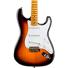 Eric Clapton Journeyman Relic Signature Stratocaster with Maple Fingerboard 2-Color Sunburst