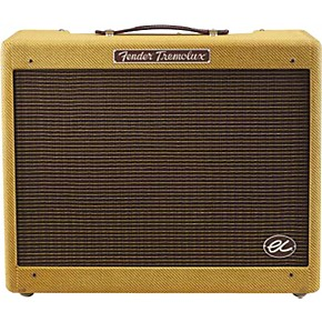 fender eric clapton signature ec tremolux 12w 1x12 hand wired tube guitar combo amp musician 39 s. Black Bedroom Furniture Sets. Home Design Ideas